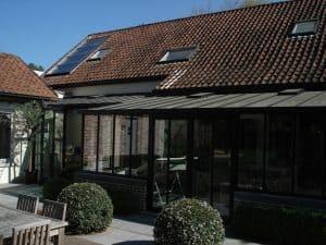 ZB V5600 in pannen bij Luyckx te Averbode